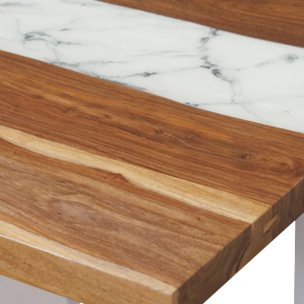 Dining Table Marble Resin